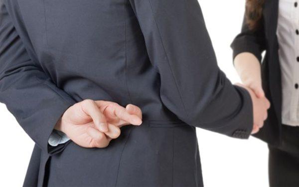 мошенничество с банкротством